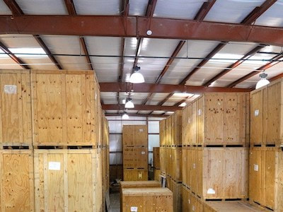 Portsmouth Moving Storage Facility